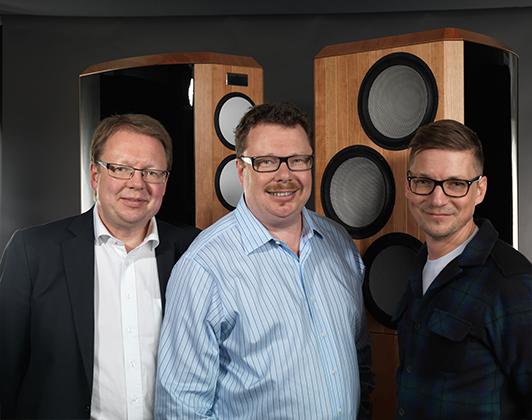 [Vietnam Hi-end Show 2016] Marten Design Audio: Thương hiệu Hi-End mới đến từ Thụy Điển
