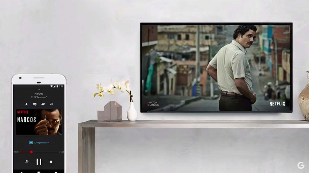 Chromecast Ultra chính thức ra mắt, hỗ trợ streaming video 4K và HDR