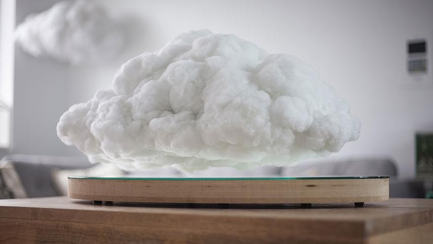 Making Weather – Đám mây phát nhạc bay lơ lửng trong phòng