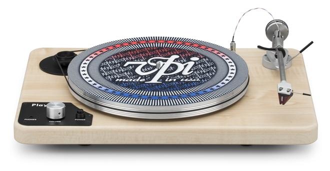 VPI ra mắt mâm đĩa nhựa Player: giá tốt hơn, có sẵn ampli