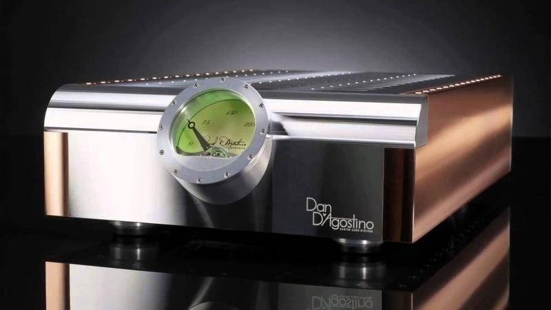 [Vietnam Hi-end Show] Dan D'Agostino Momentum Preamplifier  & Monoblock Amplifier