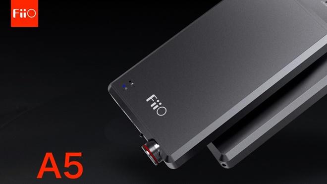 Fiio giới thiệu ampli tai nghe A5, cải tiến toàn diện từ E12