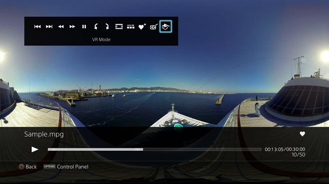 Máy chơi game Sony PS4 cập nhật hỗ trợ Hi-Res Audio