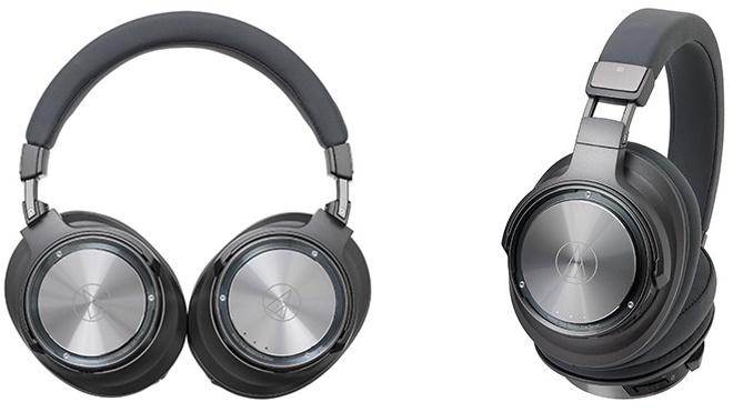 Audio Technica ATH-DSR9BT và ATH-DSR7BT: tai nghe Bluetooth aptX, công nghệ Dnote