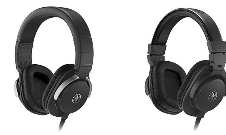 Yamaha ra mắt 2 tai nghe chuẩn Hi-Res Audio HPH-MT8 và HPH-MT5(W)