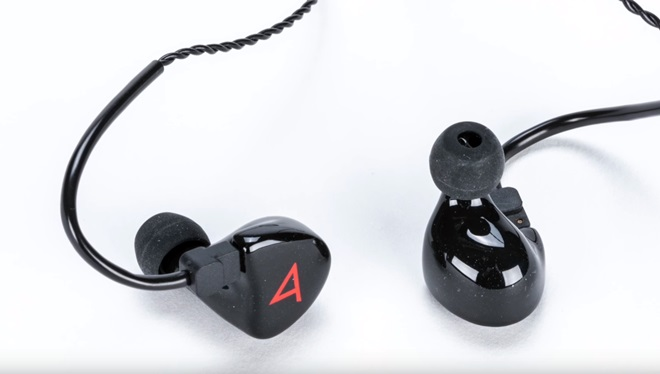 """JH Audio và Astell & Kern ra mắt dòng tai nghe """"giá rẻ"""" Siren Michelle"""