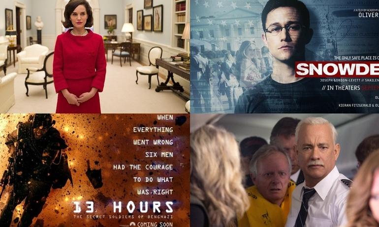 10 sự kiện có thật kịch tính nhất được tái hiện trên màn ảnh 2016