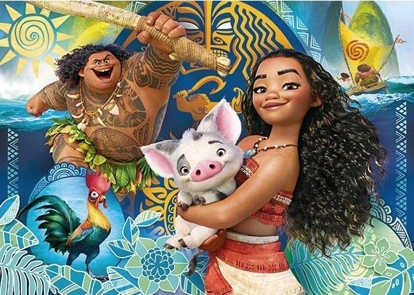 """5 điều cần biết về nàng """"công chúa"""" mới của Disney: Moana"""