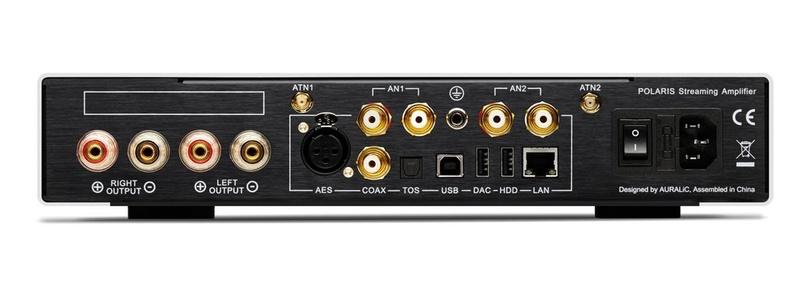 Auralic giới thiệu Polaris - streamer tích hợp