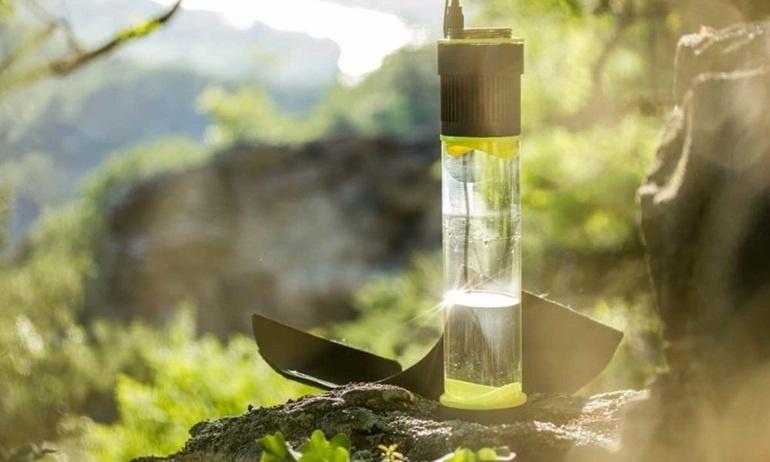 Fontus: Chiếc bình kì diệu tạo ra nước sạch từ không khí