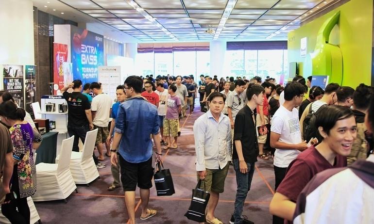 Những lý do không thể không tham gia PAS 2016 tại Hà Nội (Phần 2)