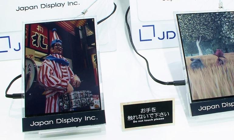 JDI phát triển thành công panel LCD với mật độ điểm ảnh cực cao dành cho ứng dụng VR