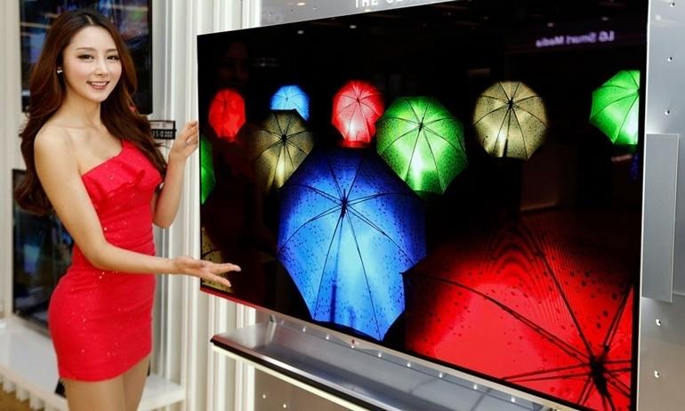 Trung Quốc bắt đầu tham gia sản xuất TV OLED, ép LG giảm giá