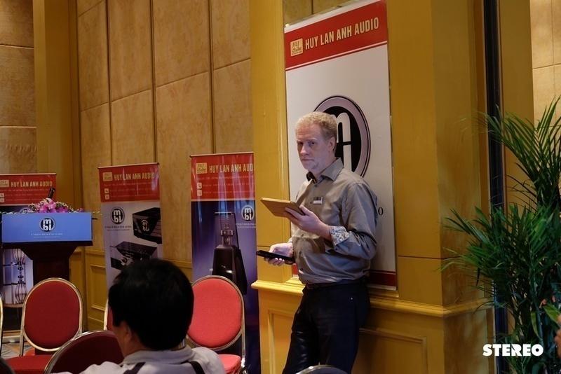 Huy Lan Anh ra mắt thương hiệu hi-end MBL tại Hà Nội