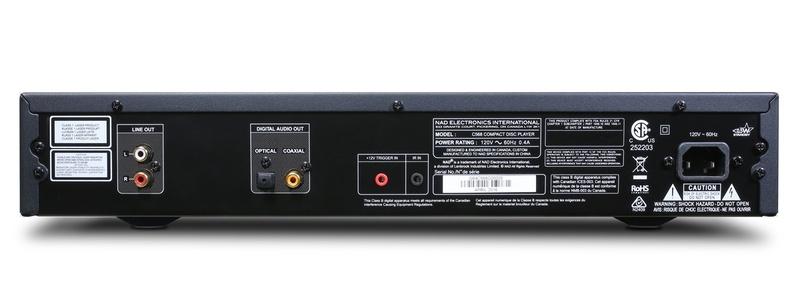 NAD ra mắt CD Player C568, bổ sung khả năng đọc file nhạc từ USB, giá gần 25 triệu đồng