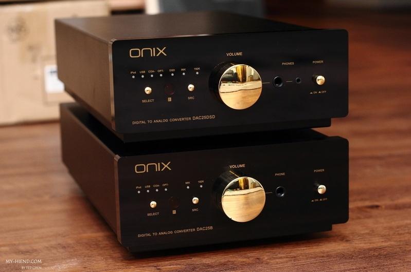 ONIX  DAC-25DSD, desktop DAC nhỏ gọn cao cấp tích hợp sẵn headamp chất lượng cao, giá 33 triệu đồng