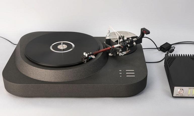 Reed ra mắt mâm đĩa nhựa hi-end Muse 1C, giá hơn 350 triệu đồng