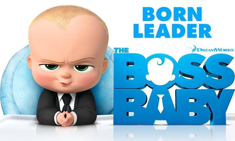 """Thích thú với """"soái ca""""… quấn tã trong The Baby Boss"""