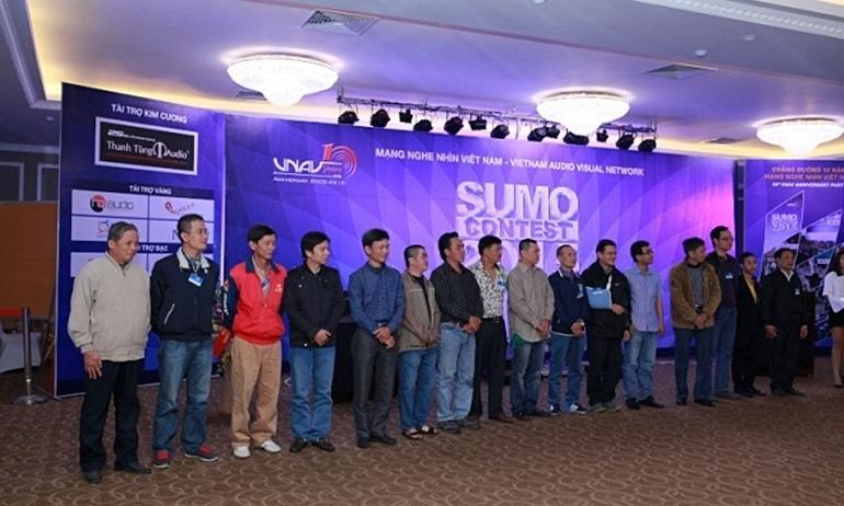 """SUMO Contest 2016: ngày hội của những """"nghệ nhân"""" tự ráp ampli đèn"""