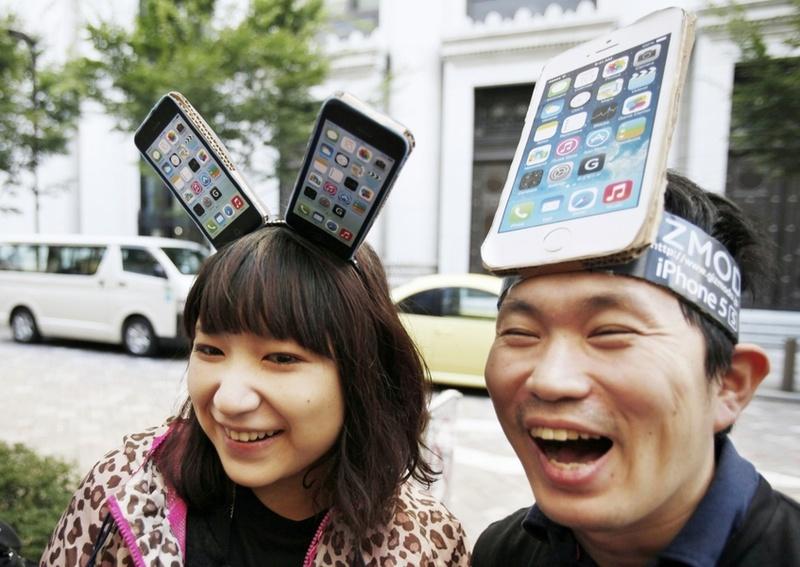 Khảo sát: Người dùng iPhone thường nói dối, tự cao và dễ xúc động