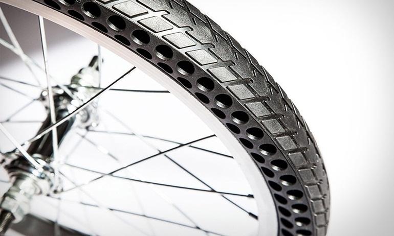Lốp xe Ever&Nexo: Chẳng lo thủng vì cán phải đinh