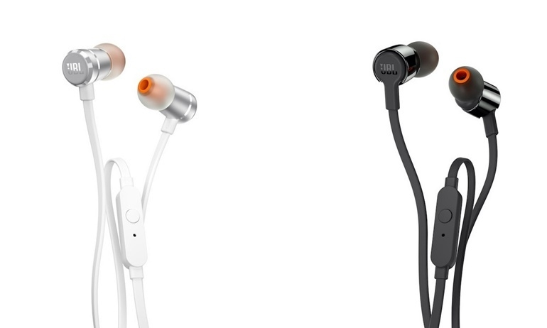 JBL ra mắt 2 tai nghe in-ear giá rẻ T290 và T210