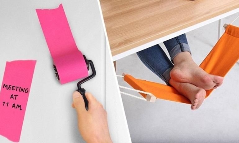 Yêu công việc văn phòng hơn nhờ 20 vật dụng cực tiện lợi