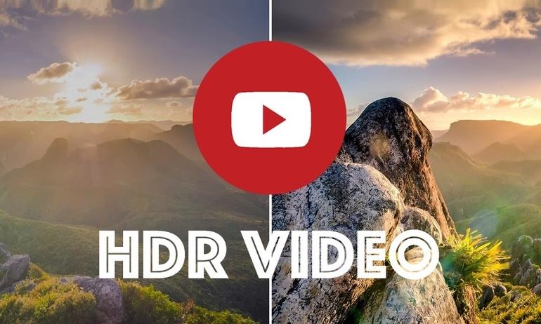 Youtube bắt đầu hỗ trợ video HDR, màu sắc đẹp và chính xác hơn