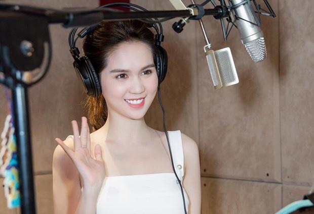 Ngọc Trinh bộc lộ khả năng lồng tiếng cho phim hoạt hình Sing