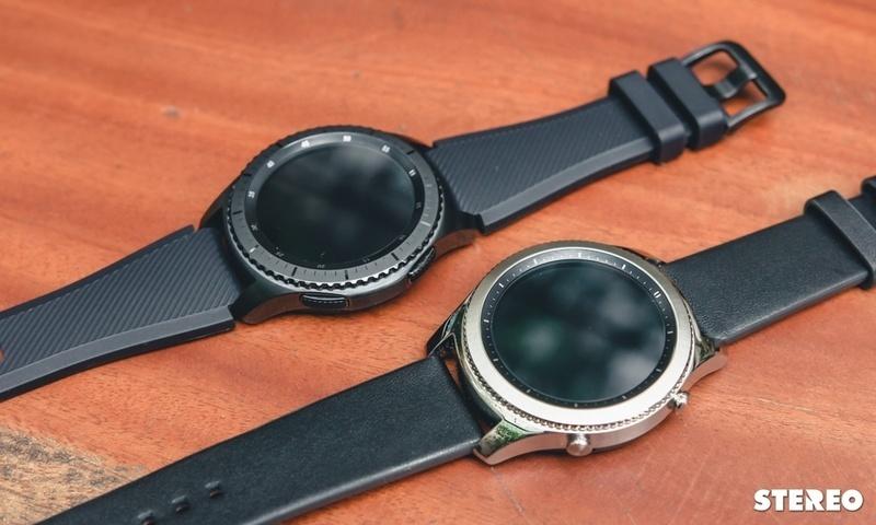 Trên tay Gear S3 và S3 Frontier - cặp đôi smartwatch cao cấp mới từ Samsung