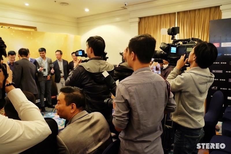 Khai mạc Vietnam Hi-end Show 2016: nơi tụ họp của thú chơi hàng cao cấp