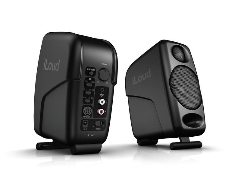 IK Multimedia ra mắt iLoud Micro Monitor - loa kiểm âm nhỏ gọn nhất thế giới hỗ trợ kết nối Bluetooth không dây