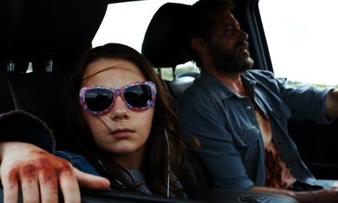 """""""Con gái Người Sói"""" một mình cân cả team trong trailer mới của Logan"""
