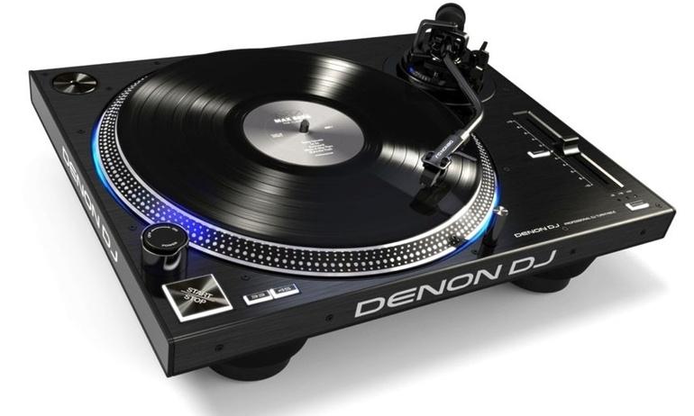 Denon ra mắt mâm đĩa nhựa DJ VL12 Prime cao cấp, có khả năng điều chỉnh độ nặng tonearm