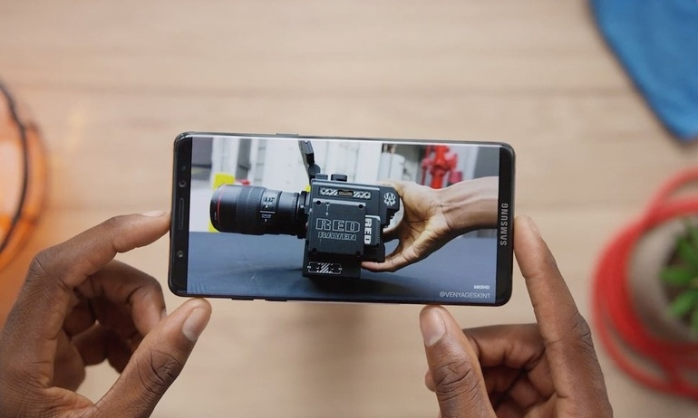 Galaxy S8 khi ra mắt trông sẽ như thế này!