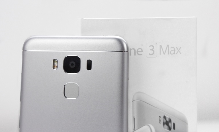 Mở hộp Zenfone 3 Max 5.5 inch: Pin dày mà máy mỏng