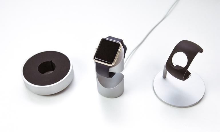 Giới thiệu bộ đế sạc cao cấp cho Apple Watch từ Just Mobile