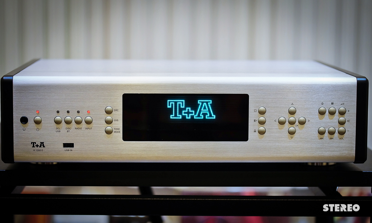 T+A R 1000 E Multisource Receiver: giải pháp Hi-end