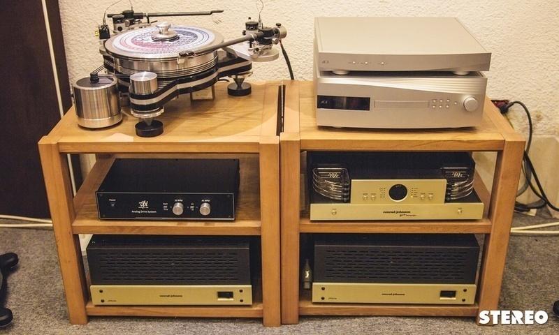 Bộ đôi Conrad Johnson GAT Preampli & LP260 Monoblock thổi hồn vào âm nhạc