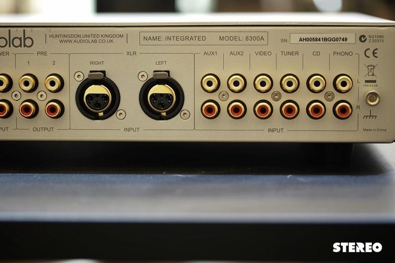 Audiolab 8300A Integrated Amplifier: thiết kế Hi-end với mức giá Hi-fi