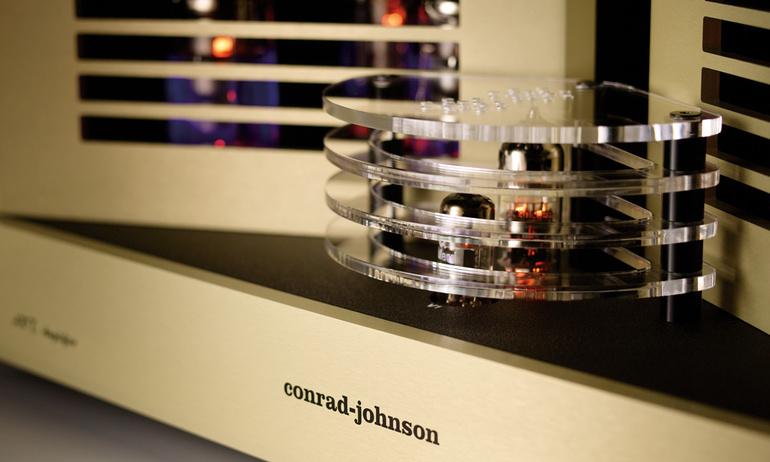 Conrad Johnson: Hơn 40 năm nghiên cứu và phát triển ampli đèn