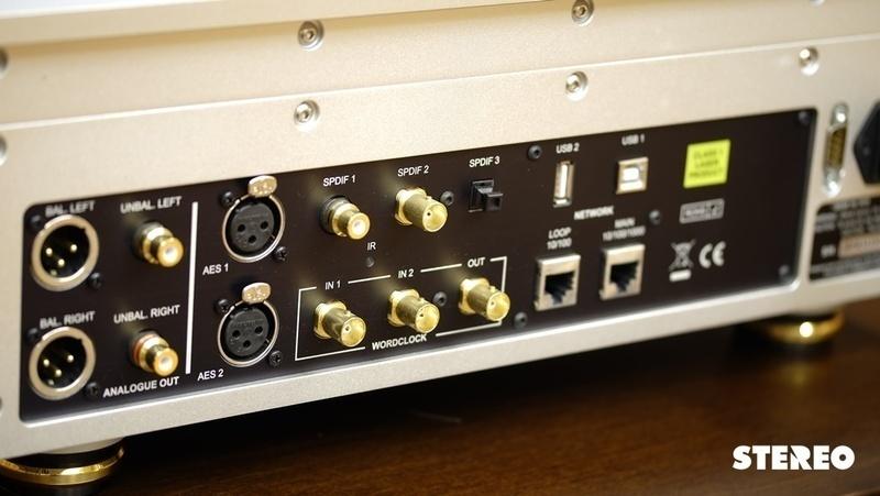 dCS Rossini: Từ đường cong gợi cảm cho tới âm thanh analog