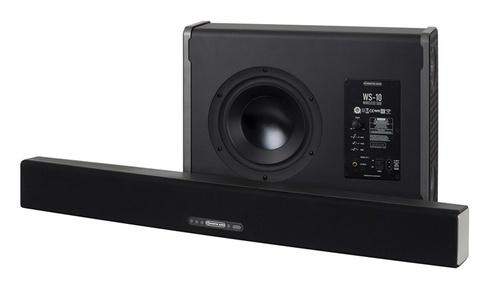 Monitor Audio ra mắt loa soundbar compact ASB-10: chất âm xứng tầm hình ảnh 4K
