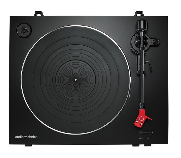 [CES 2017] Audio Technica ra mắt dòng mâm đĩa AT-LP3: chạy tự động, âm thanh cao cấp