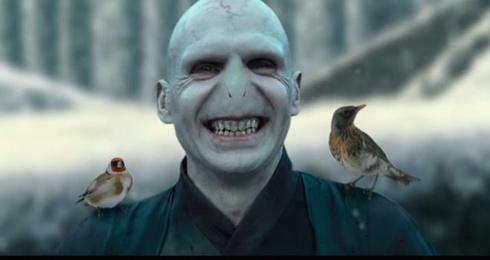 Kết quả hình ảnh cho Chúa Tể Hắc Ám Voldemort