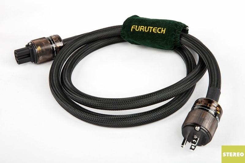 Dây nguồn Furutech Power Reference III: chìa khóa cuối cùng cho một hệ thống hi-end tốt