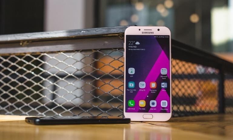 Trên tay Samsung Galaxy A5 & A7 2017: Ngày càng hoàn thiện