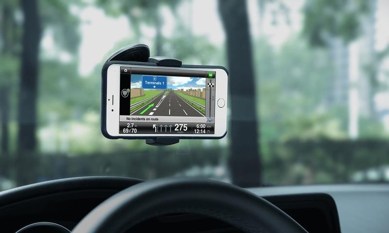 Giới thiệu bộ phụ kiện xe hơi cao cấp dành cho smartphone từ Just Mobile