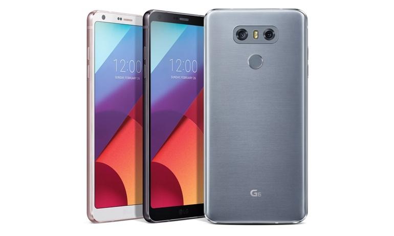 [MWC 2017] LG G6 ra mắt: Quad DAC, smartphone đầu tiên có Dolby Vision