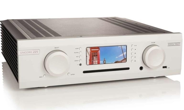 Musical Fidelity nâng cấp M6 Encore 225, bổ sung TIDAL và chơi nhạc qua USB